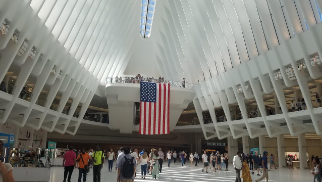 NYC Oculus July 2018